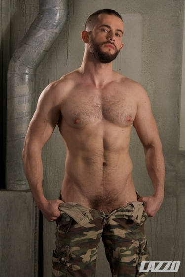 Naked Men In Uniform